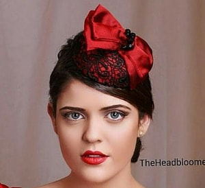 Ruby Hat